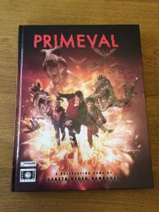 Primeval RPG by Cubicle 7